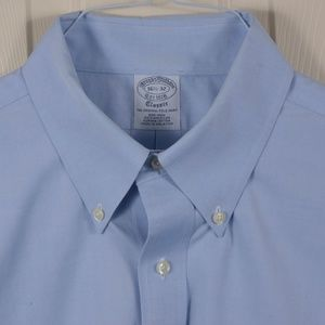 🇺🇸 Brooks Brothers 16.5-32 Button Down